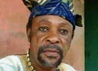Dagunro - Late Yoruba Actor