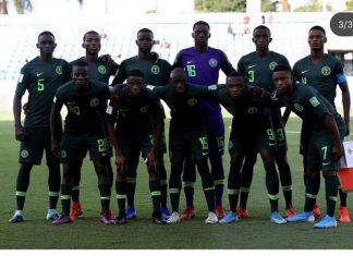 Golden Eaglets of Nigeria